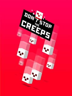 Don't Stop The Creeps App by #Tigrido. #puzzle #retro #game #app #apps #freeapps #creeps #dontstopthecreeps #itunes #googleplay #android #ipad #iphone #itouch #gaming