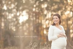 Beautiful maternity photography.
