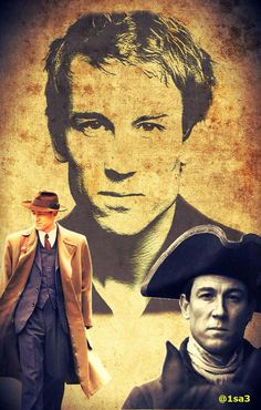 Talented handsome Tobias Menzies. FanArt by Isa.