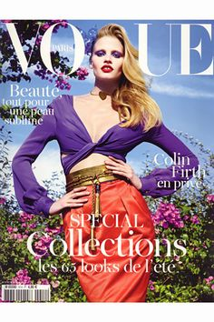 Vogue Paris, février 2011