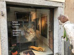 THEUNERT BILDER, GERMANY (Karlsruhe) - FINE ART Surrealism, Germany, Fine Art, Mirror, Portrait, Home Decor, Nativity Sets, Karlsruhe, Sculptures