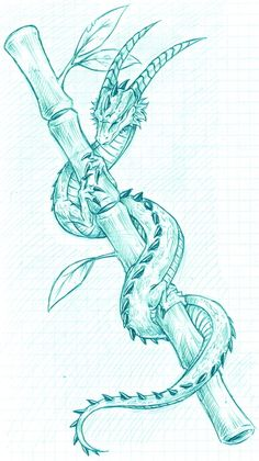 Photo – dragon – You are in the right place about ankle Tattoo Here we offer you the most beautiful pictures about the geometric Tattoo you are looking for. When you examine the Photo – dragon – part of the Tattoo Sketches, Tattoo Drawings, Art Sketches, Little Dragon, Animal Drawings, Cool Drawings, Cool Dragon Drawings, Photo Dragon, Chinese Dragon Tattoos