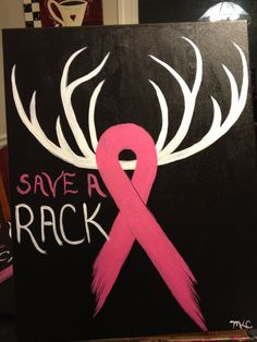 Breast Cancer Awareness Breast Cancer Art, Breast Cancer Quotes, Breast Cancer Fundraiser, Breast Cancer Survivor, Breast Cancer Awareness, Fundraising Crafts, Painted Pavers, Pink Crafts, Paint And Sip
