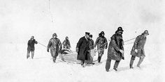 For about 10 days in 1917 and 1918, the waters from the Great Dismal Swamp to the Outer Banks iced over, trapping humans, animals, and boats. Eastern N.C. lay paralyzed, waiting for the thaw. Continue reading »