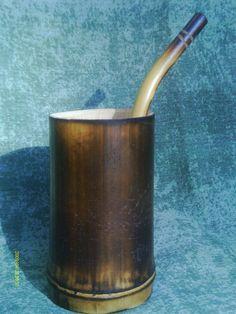 Gourd Bombilla Straw Yerba Mate Tea Infusion Argentino Gaucho Uruguay Brazil Paraguay Chile Tango Gaucho