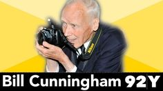 Bill Cunningham recalls the greatest fashion show he's ever seen: Fashion Icons with Fern Mallis Bill Cunningham, New Growth, Style Icons, Documentaries, Fern, Fashion Show, Interview, Youtube, Photography