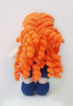 44 Besten Haare Für Puppen Häkeln Bilder Auf Pinterest Crochet