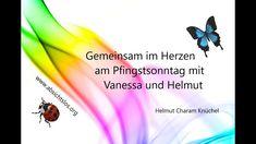 LIVE Satsang aus Esslingen mit Vanessa & Helmut: Gemeinsam im Herzen 31.... Youtube, Bookstores, Self Discovery, New Books, Pentecost, Life, Youtubers, Youtube Movies