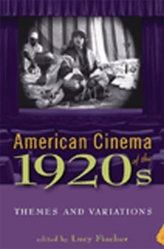 "American Cinema of the 1920s by Lucy Fischer >>> During the 1920s, sound revolutionized the motion picture: film studios transformed into major corporations, hiring a host of craftsmen... and it signaled the birth of the star system for many like Charlie Chaplin, Joan Crawford and Greta Garbo among others while black performers (relegated to ""race films"") appeared infrequently in mainstream movies. western, historical epic, and romantic comedy, along with slapstick, science fiction, and fantasy."
