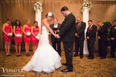 Choose to have an indoor ceremony at the Versailles Ballroom! www.VersaillesCaterers.com. Photo courtesy of Versatile Event Designs.  #NJWeddings #WeddingsNearTomsRiver #VersaillesBallroom #WeddingsNearJerseyShore #Bride #Groom #Weddings #CentralNJWeddingVenue #NJWeddingVenue #WeddingPhotography #NJBanquetHall #NJWeddingVenue #Ramada #JerseyShoreWeddings
