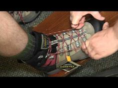 If your boots don't fit as well as you'd like, there are a handful of powerful hiking boot lacing techniques that you can use to dial in a good fit.
