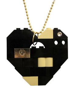 Geek chic fancy personalized gift  Custom-made by MademoiselleAlma #MademoiselleAlma #LEGO #ETSY