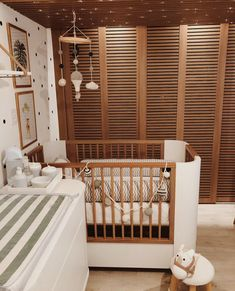 Twin Baby Rooms, Baby Bedroom, Home Design Decor, Home Interior Design, Home Decor, Baby Room Design, Nursery Room Decor, Happy Baby, Baby Decor