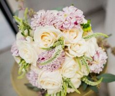 Our gallery of bridal and bridesmaids bouquets.   Bride & Blossom