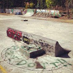 backyard skate spot - Google Search