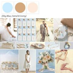 The Perfect Palette:   USE THEIR SITE to help set up the perfect color palette  {Wedding Food + Drink Round Up}: And Palettes to Coordinate!