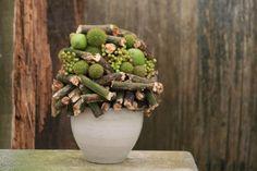 compact bloemstukje