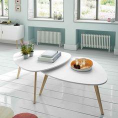Mesas de centro Nórdic 208€