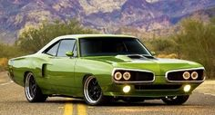 '71 Dodge Super Bee