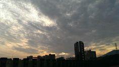 Morning sunraise
