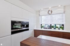 Elegancja w domu - Kuchnia - Styl Nowoczesny - Kuchnie Atlas
