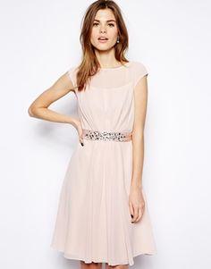 Coast Lori Lee Short Dress