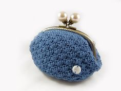 Instructions crochet coin purse and inside cover NUMBER 4