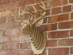 OMG - I NEED one of those! Creative Wall Decor from Cardboard Safari @ The Grommet