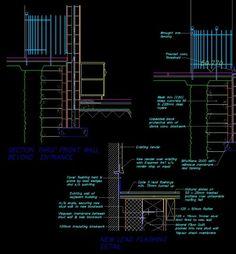 ★【House Section】★-CAD Library   AutoCAD Blocks   AutoCAD Symbols   CAD Drawings   Architecture Details│Landscape Details