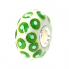 Sweet #Christmas -1 from the 2012 #trollbeads release.  Stunning beautiful bead...A must for your collection.