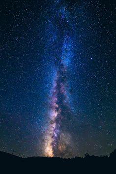 HAHAhi~The Milky Way by jgleit