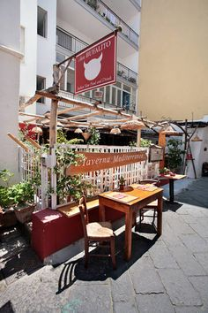 The Restaurant Inn Bufalito Taverna Mediterranea  -- Sorrento