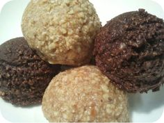 Living Synergy | Sonja's nut pulp macaroons recipe - good recipe to make with almond milk pulp.