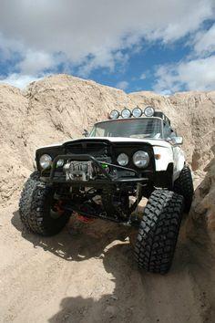 J20, the only jeep I like