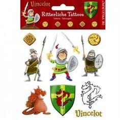 Tatouages chevaliers
