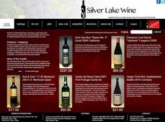 slw website on Behance