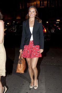 Pippa Middleton : dur dur le retour à Londres après sa folle soirée à Paris !