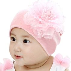TopTie Baby Cartoon Patterns Beanie for Spring & Summer