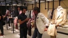 the interview by Cristiano Papini with Nick Wooster and Luigi Lardini for menstylefashion.com in occasiono of the introduction of the capsule collection Wooster + Lardini is available at http://www.menstylefashion.com/pitti-uomo-interview-with-nick-wooster-and-luigi-lardini/