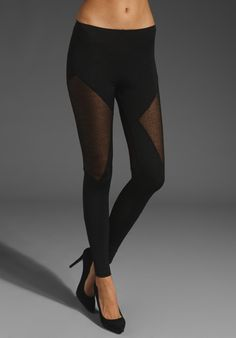 COSTUME DEPT Diamond leggings
