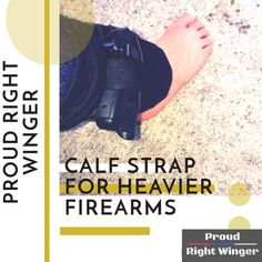 Shop now for the protective firearm holster made with high quality strap material for a long lasting effect. Pistol Holster, Firearms, Calves, Ankle, Shop, Baby Cows, Wall Plug, Weapons, Revolvers