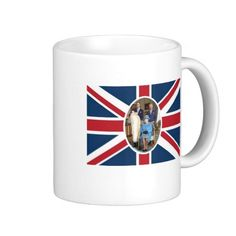 Prince George - William & Kate Coffee Mugs