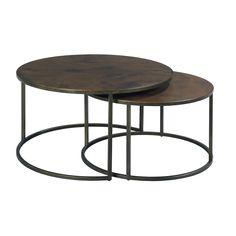 Sanford 2 Piece Coffee Table Set