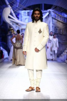 July 23, 13: JJ Valaya's Collection  http://www.valaya.com/ on Day 1 of Aamby Valley India Bridal Fashion Week, New Delhi