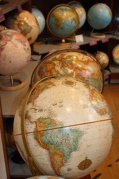 Replogle Globes of Chicago.