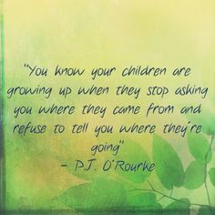 quotes about raising kids | ... quotes growing up kids parenting quote of the week raising children