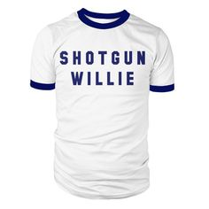 Willie has been described as a man of wisdom and a peacemaker, but he wasn't always the gentle soul that many now know him as. Nicknamed 'Shotgun Willie' for th