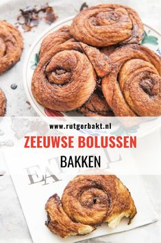 Dutch Recipes, Baking Recipes, Cake Recipes, Bakers Gonna Bake, High Tea, Pain, I Love Food, Bakery, Food And Drink