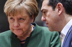Merkel - Geert Vanden Wijngaert/AP/dpa