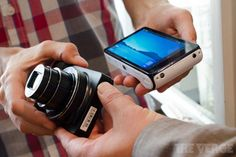 Samsung Galaxy Camera - Running Android 4.1